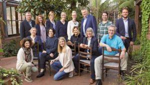Das Team der Historisch-Ökologische Bildungsstätte | HÖB